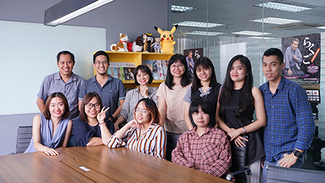Bộ phận Media & Marketing