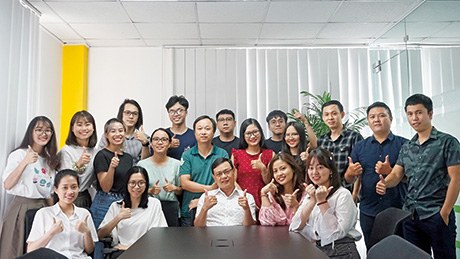Bộ phận Digital Production
