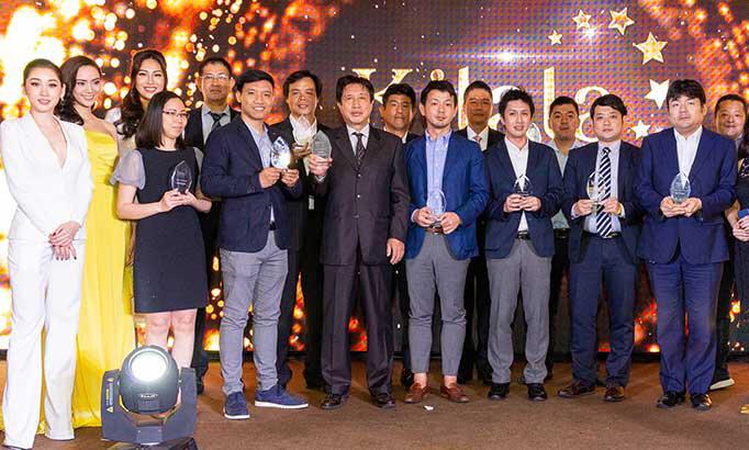 Lễ trao giải Kilala Awards 2018