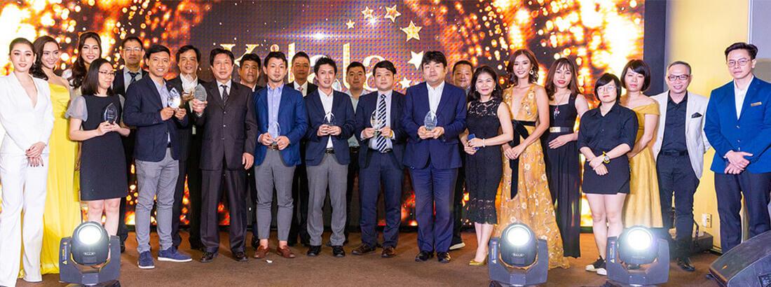 Kilala đã tổ chức lễ trao giải Kilala AWARDS 2018