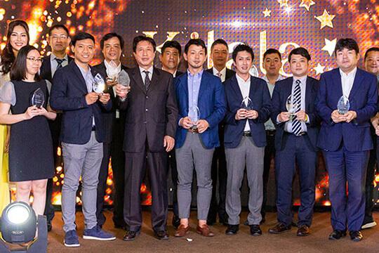Kilala AWARDS 2018の授賞式を開催しました