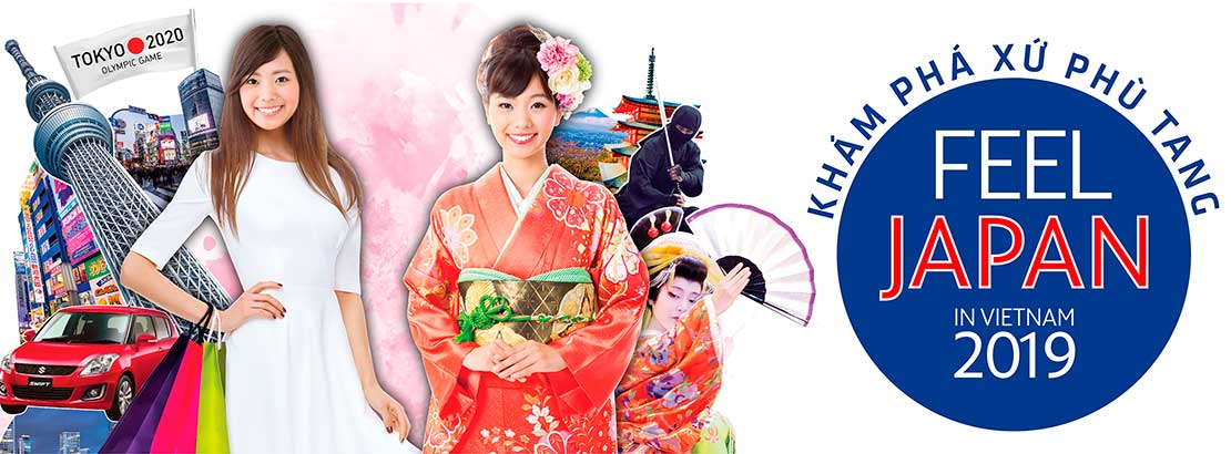 """Festivals """"Feel Japan in Vietnam 2019"""" about to be opened"""