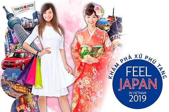Lễ hội Feel Japan 2019 sắp được khai mạc