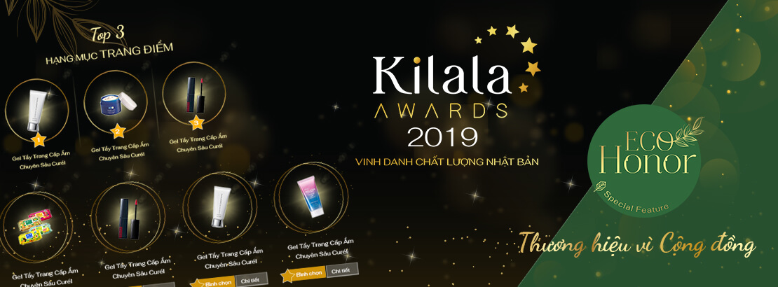 """Kilala Awards 2019"" Voting is now open"
