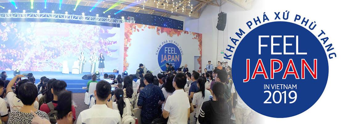 Gần 40.000 khách tham quan sự kiện Feel Japan 2019