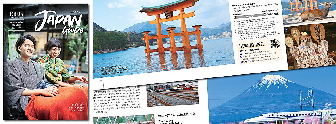 "Press release launching tourism publication ""JAPAN GUIDE"""