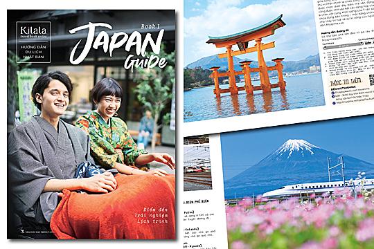 """Thông cáo báo chí ra mắt ấn phẩm du lịch """"JAPAN GUIDE"""""""