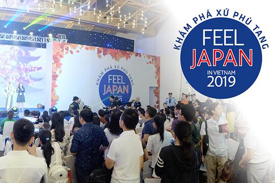 「Feel Japan 2019」に約38,000人がご来場